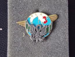 """Insignes Militaire """"LIVRAISON PAR AIR. (R.L.A.)"""" -  Military Badges - RARE - Armée De L'air"""