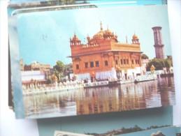India Amritsar Golden Temple - India