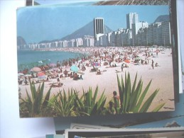 Brazilië Brasil Rio De Janeiro Beach - Rio De Janeiro