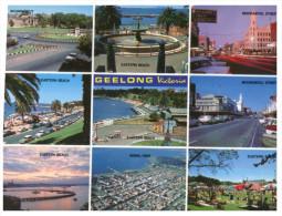 (PF 368) Australia - VIC - Geelong 9 Views - Geelong