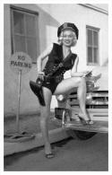 Sexy MAMIE VAN DOREN Actress PIN UP Postcard - Publisher RWP 2003 (6) - Artistes