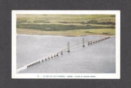 PONTS - LE PONT DE L' ILE D'ORLÉANS - BRIDGE - PAR LORENZO AUDET - Ponts