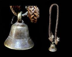 Ancienne Cloche à Vache / Old Burmese Cow Bell - Campanas