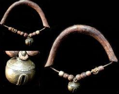 Ancienne Cloche à Vache / Old Burmese Cow Bell - Bells