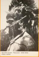 Papouasie Nouvelle-Guinée - Sing-Sing (fête) à Banz - Photo A. Robillard Dédicacée - Carte Non Circulée - Océanie