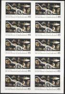 2010 Allem. Fed. Deutschland  Mi. FB 5  **MNH  Minisheet Self Adhesive Brachiosaurus Brancai - Booklets