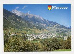 SWITZERLAND - AK 237948 Mesocco - GR Graubünden