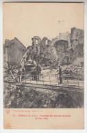 CPA Corbeil, (S Et O) Incendie Des Grands Moulins 30 Mai 1890 (pk22984) - Corbeil Essonnes