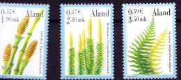 Cryptogamen - Sporenplanten -Aland- Varens-paardestaart - Végétaux