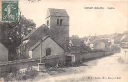 21 - RefU052 - SOUSSEY - L'église - Beau Cliché - Non Classificati