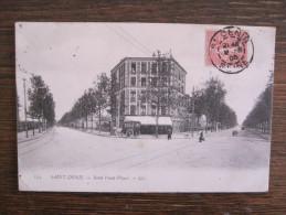 Saint Denis - Rond Point Pleyel - Saint Denis