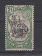 Côte Des Somalis - N° 65 Oblitéré - Côte Française Des Somalis (1894-1967)