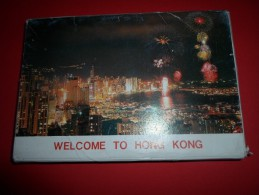 LIVRET DE 29 CARTES INDIVIDUELLES SUR HONG KONG   ******    A SAISIR  ****** - Postcards