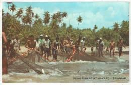 Seine Fishing At Mayaro, Trinidad - Trinidad