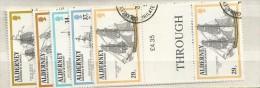 1990 USED Alderney Gestempeld - Alderney