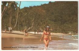 Maracas Beach, North Coast, Trinidad - Trinidad