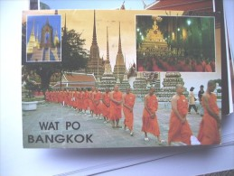 Thailand Bangkok Wat Po Nice - Thailand