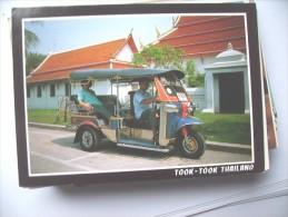 Thailand Took Took - Thailand