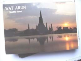 Thailand Bangkok  Wat Arun - Thailand