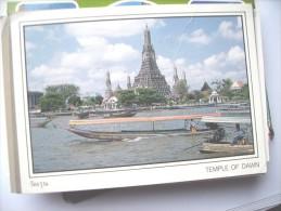 Thailand Bangkok  Temple Of Dawn - Thailand
