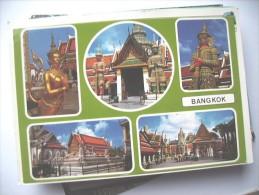 Thailand Bangkok Wat Phra Kaeo - Thailand
