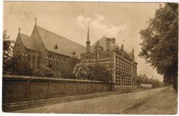 Melsele (Waas) Gesticht O.L.V Van Gaverland, Linkervoorgevel (beveren Waas) (pk21471) - Beveren-Waas