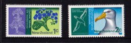 New Zealand 1970 Chatham Islands Set Of 2 MH - New Zealand