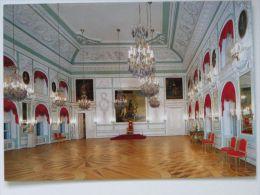 St. Petersburg Peterhof  Russia / The Throne Room  / - Museum