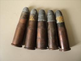 Lot Cartouches De Collection (veterli) - Armi Da Collezione