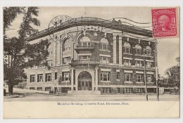 S3362 - Municipal Building, Columbia Road, Dorchester - Etats-Unis
