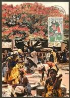 CONGO Carte Maximum - March - Congo - Brazzaville