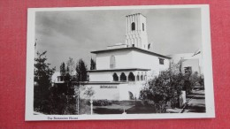 The Romanian House  US Made  Worlds Fair????-ref  1950 - Rumänien