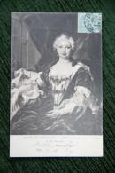 Elisabeth FARNESE, Reine D'ESPAGNE - Familles Royales