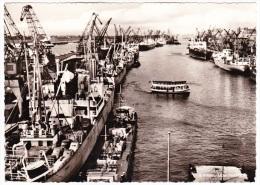 Bremen - Uberseehafen - Bremerhaven