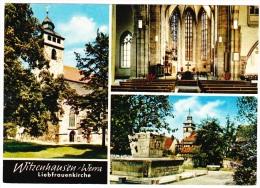 Witzenhausen Werra - Liebfrauenkirche - Witzenhausen