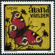 Pays : 187,2 (Finlande : Åland)  Yvert Et Tellier N° : 382 (**) - Aland