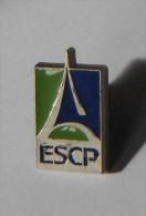 ESCP Ecole Supérieure De Commerce De Paris - Badges