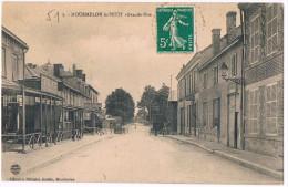 Mourmelon Le Petit  Grande Rue - France