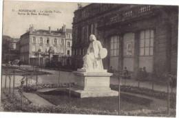 BORDEAUX / LE JARDIN PUBLIC - STATUE DE ROSA BONHEUR - Bordeaux