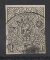Belgique - YT N° 22  - Cote: 175,00 € - 1866-1867 Piccolo Leone