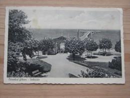 AK 159 – Ostseebad Göhren - Seebrücke - 1939 Gelaufen - Gut Erhalten - Rügen
