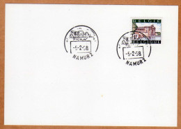Carte 1424 Namur 2 - Belgio