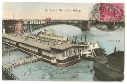 S3369 - St Louis - Eads Bridge - St Louis – Missouri
