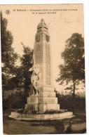 Ronse, Renaix, Monument édifié En Mémoire Des Victimes De La Guerre (pk21526) - Renaix - Ronse