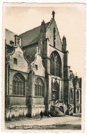 Ronse, Renaix, Heldenmonument En St Hermeskerk (pk21528) - Renaix - Ronse