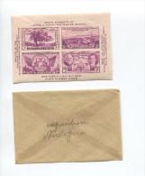 EXPOSITION NEW YORK MAY 1936 THIRD INTERNATIONAL PHILATHELIC EXHIBITION - Blocs-feuillets
