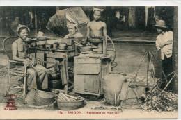 INDOCHINE(SAIGON) TYPE(RESTAURANT) - Vietnam