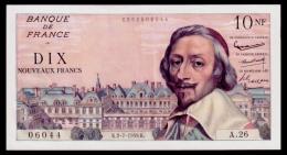 France 10 Francs 2.7.1959 XF+ - 1959-1966 ''Nouveaux Francs''
