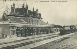Berck Plage - Intérieur De La Nouvelle Gare - Berck