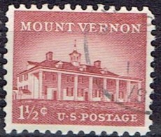 USA  # FROM 1954  STANLEY GIBBONS 1030 - Used Stamps